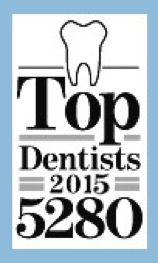 Top Denver dentist by 5280 in 2015, Dr. Greenhalgh