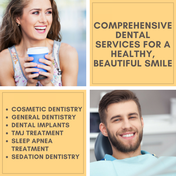 dental services - Lakewood dentist