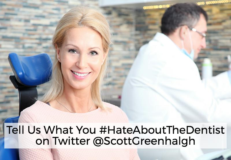 What do you #HateAboutTheDentist? Tell our Denver dentist on Twitter