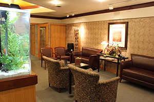 Waiting Room - Office of Dr. Scott Greenhalgh