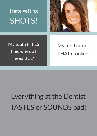 Questions and concerns people commonly about going to the dentist
