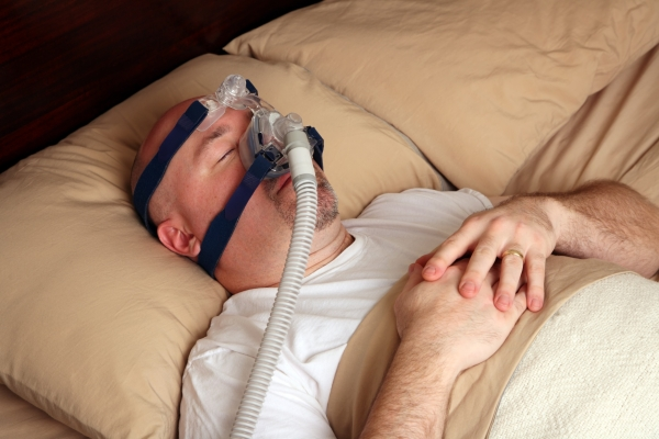 sleep apnea treatment with CPAP - Dr. Scott Greenhalgh