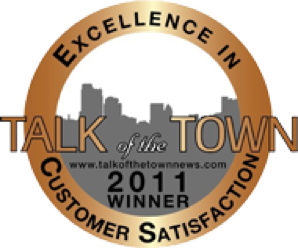 Dr. Greenhalgh named 2011 Talk of the Town for Customer Experience
