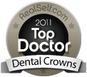 Realself Top Doctor 2011 - Dental Crowns | Dr Greenhalgh